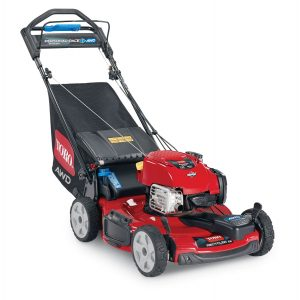 Toro Recycler 22 Inch All-Wheel Drive - 20353 facing right
