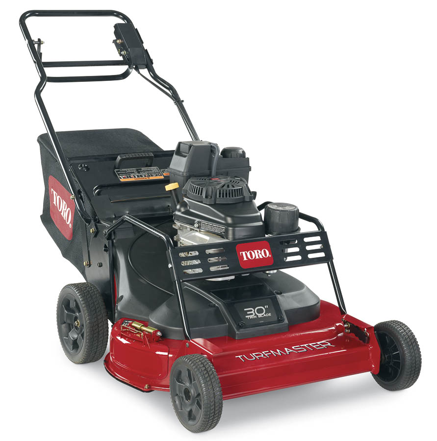 Toro TurfMaster 30 Inch - 22200 studio facing right