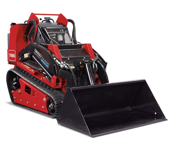Toro Dingo TX 1000 Wide Compact Utility Loader for Hire Central Coast